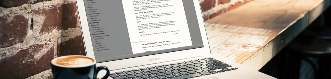 Screenwriting, Begins Sunday March 19 at 7:30 PM – Free Class April 2